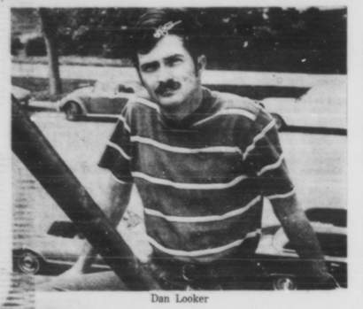 A photograph from May 5, 1969 in the Daily Nebraskan, c. 1969.