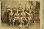Photo of 1987/88 Baseball Team.