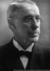 A photograph portrait of Charles Morrill, Regent, and friend to the Nebraska                   University. DOI: 2008