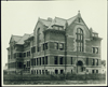 A photograph of Old Nebraska Hall, Nebraska University. DOI: 2008
