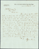 Letter by Reed discusses mortage and insurance on buildings in Omaha, Nebraska, previously paid by John McConihe.